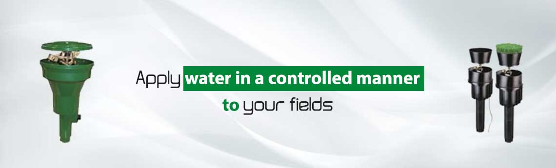 Sprinklers and Sprayers For Landscaping