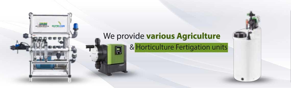 Fertigation For Agriculture and Horticulture