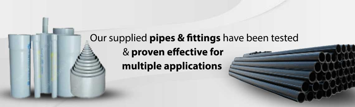 Pipes and Fittings For Agriculture and Horticulture