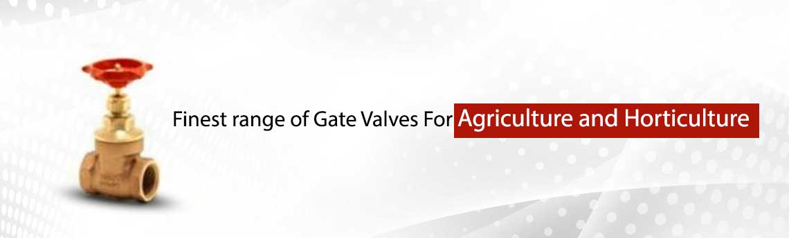 Gate Valve For Agriculture and Horticulture