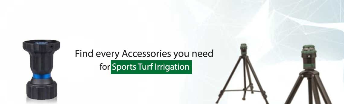 Accessories For Sports Turf Irrigation