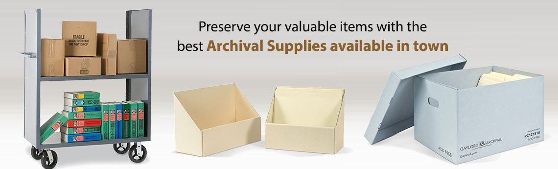 Archival Supplies