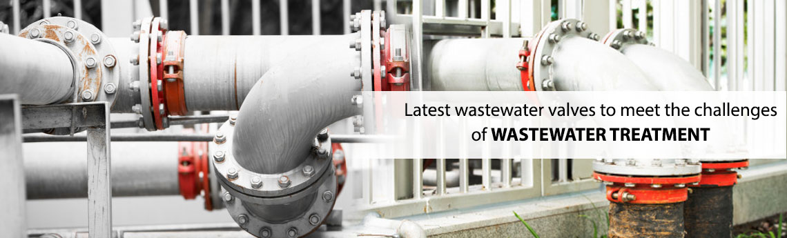 Valves for Wastewater
