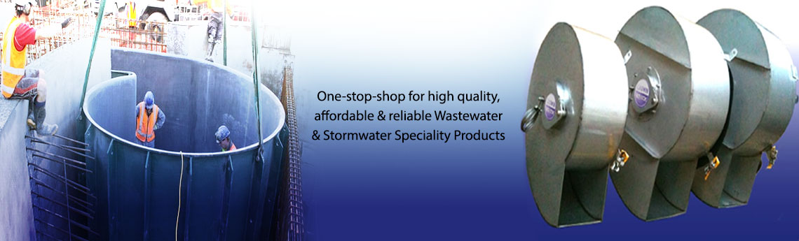 Wastewater & Stormwater Speciality Products