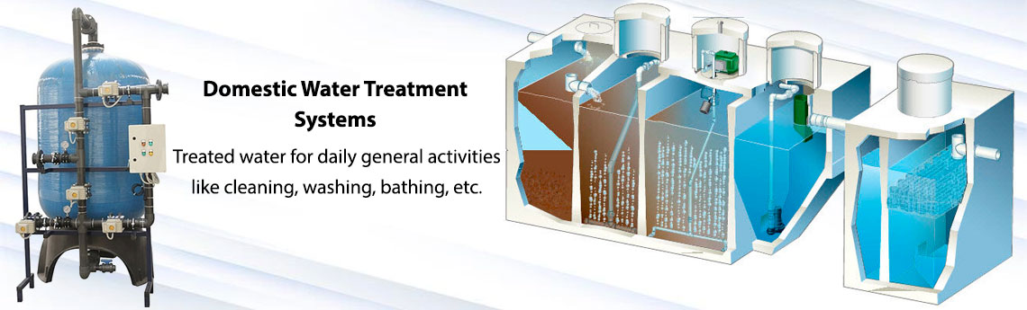 Domestic Water Treatment Systems