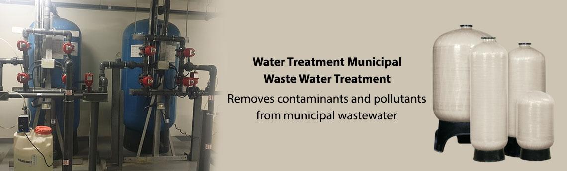 Water Treatment Municipal Waste Water Treatment