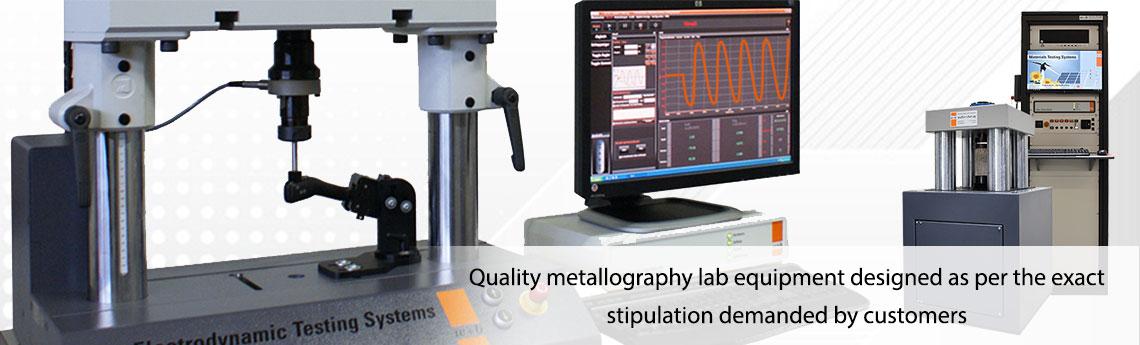 Metallography Lab Equipment