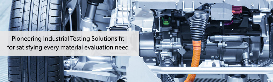 Industrial Testing Solutions