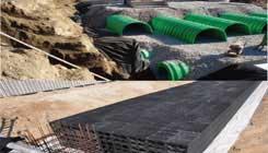 Soakaway / Infilteration Tanks