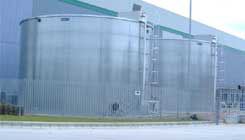 Fire & Potable Water Tanks