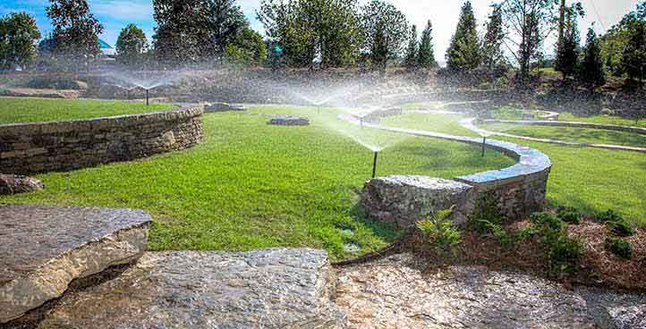 Irrigation & Landscaping