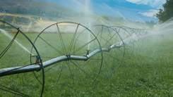Advanced Irrigation/Farming