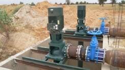 Irrigation Pumping Station