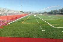 Sports Turf Irrigation (Golf Course, Sports Stadium)