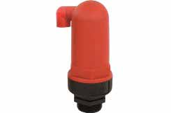 Air Valves For Landscaping