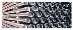 TSE Ductile Iron Pipes and Fittings