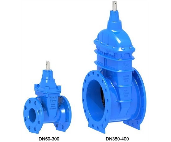 Gate Valves For Irrigation Network