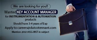 senior sales engineer key account manager