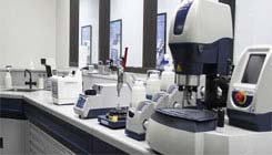 Metallography Lab Equipment