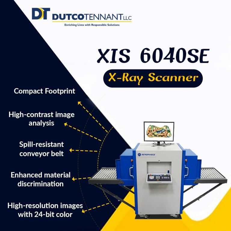 Exclusive Models (XIS 6040SEE) X-Ray Scanner