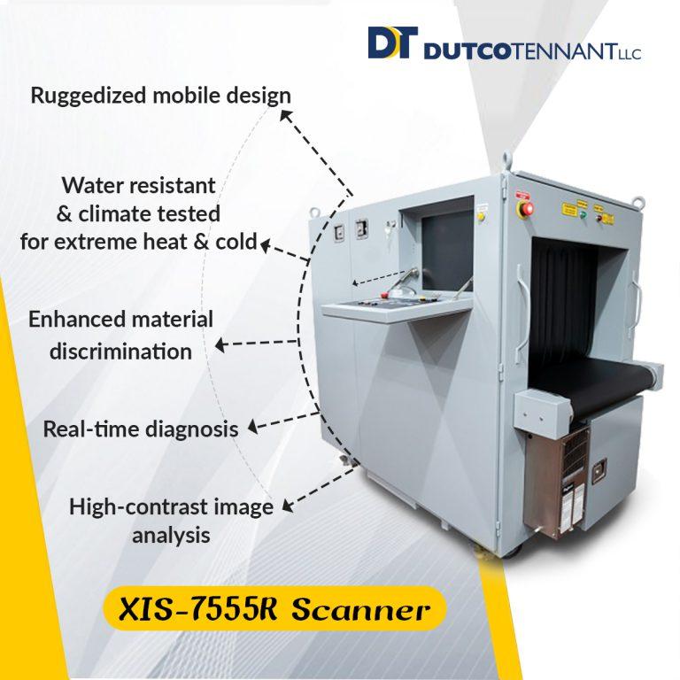 Exclusive Models (XIS-7555R Scanner)