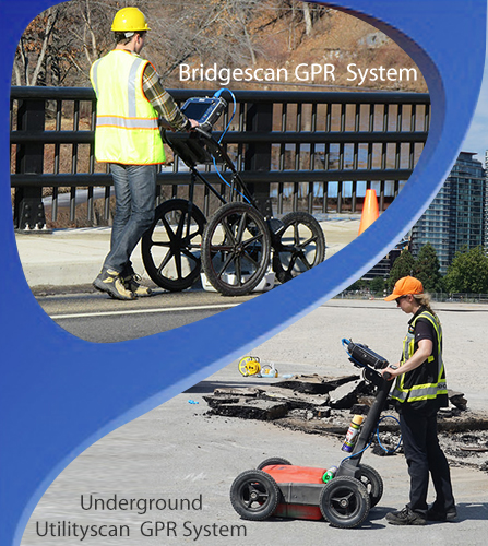 Geophysical Survey Systems INC GSSI products