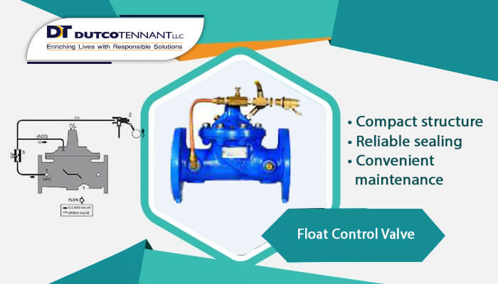 Float Control Valves