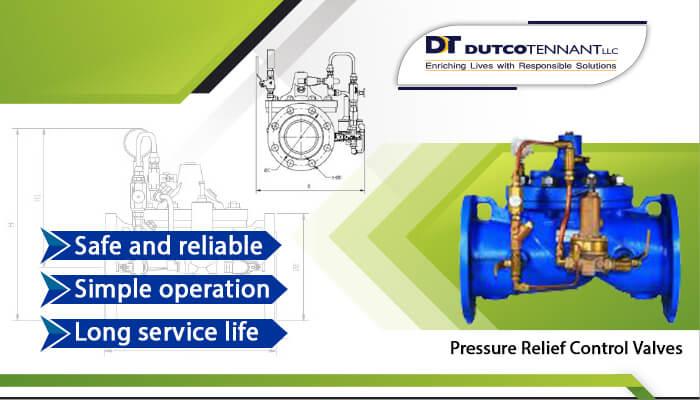 Pressure Relief Control Valves