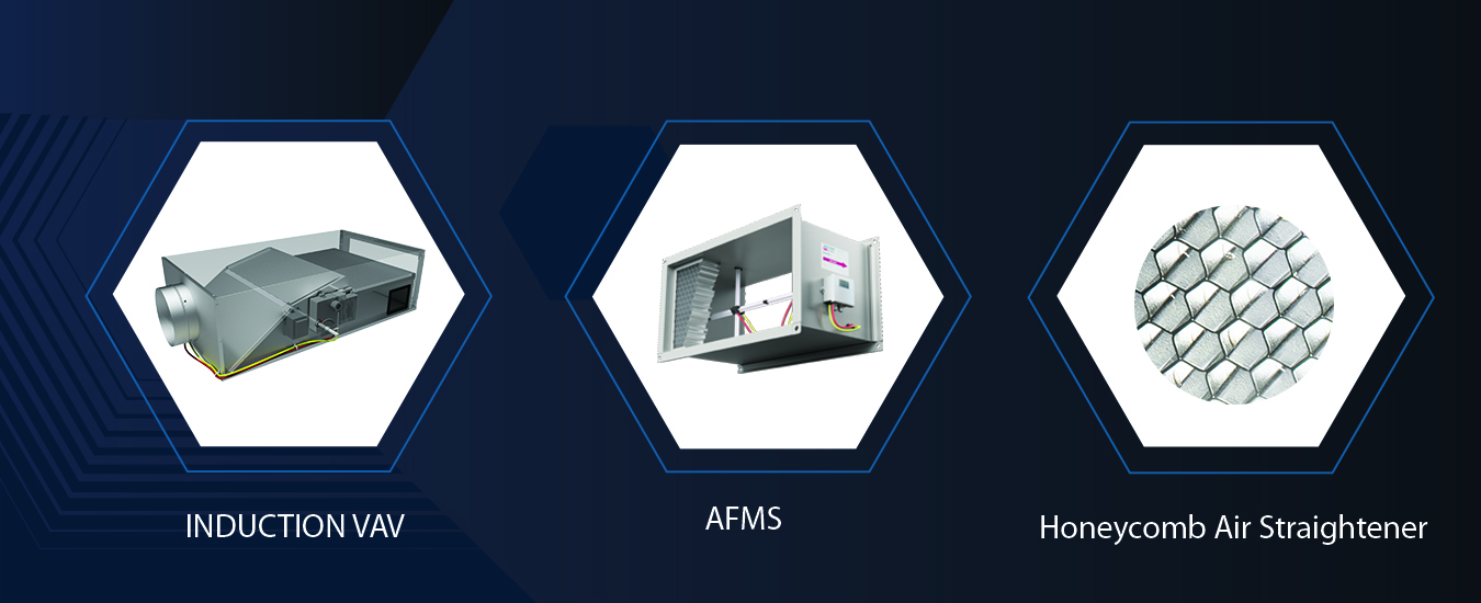 VAV CAV AFMS Products