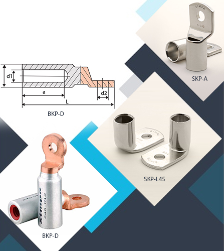 Cable Lugs from SIMPA