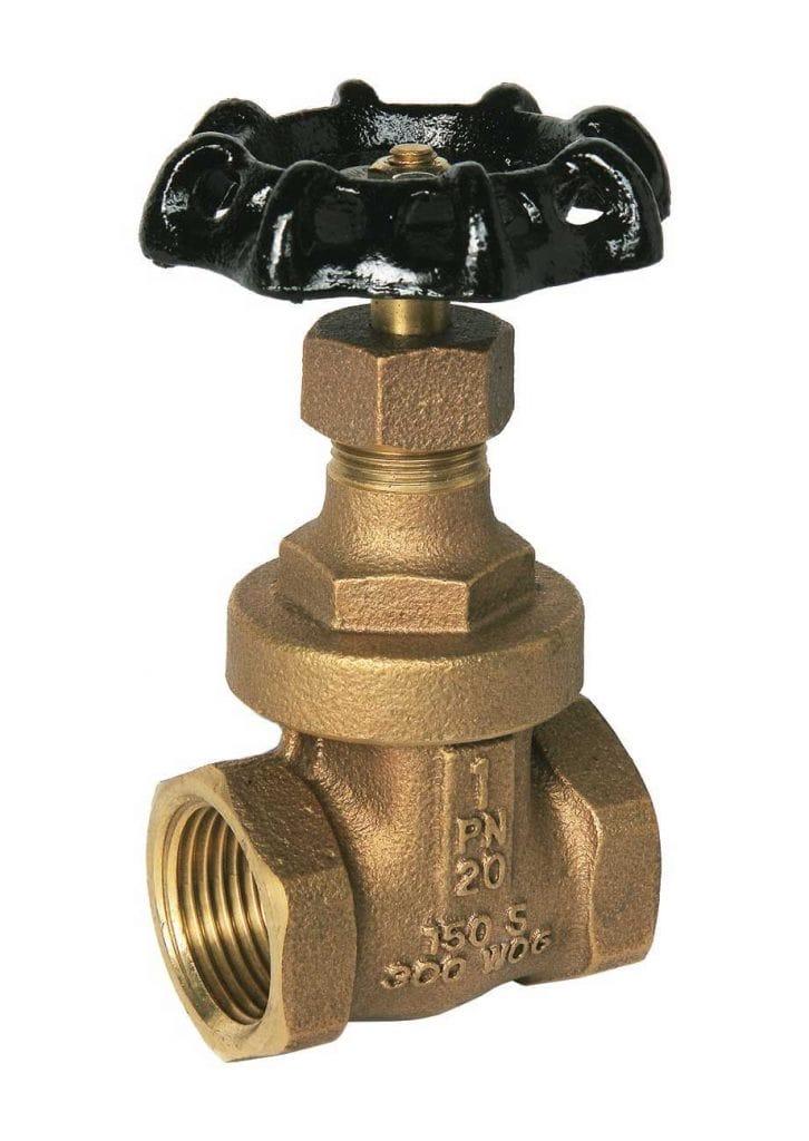 Non Rising Stem-Bronze HVAC Products