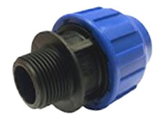 HDPE Compression Adaptors Water Transmission & Distribution