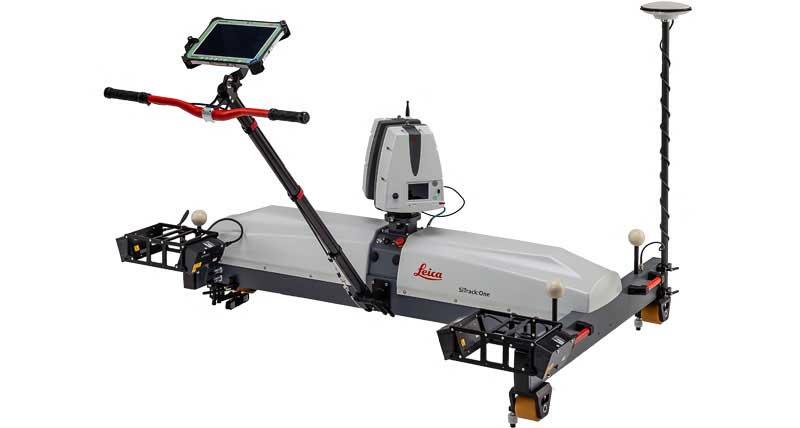 Sitrack One - Mobile Sensor Platforms Surveying Solutions