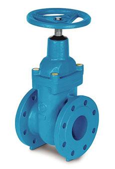 Metal Seat Gate valve Water Transmission & Distribution