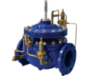 Pressure Reducing Valves Treated Sewage Effluent (TSE)
