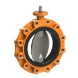 IPS Lug Butterfly Valve Irrigation Pumping Station