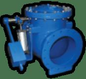 IPS Non Slam Check Valve Irrigation Pumping Station