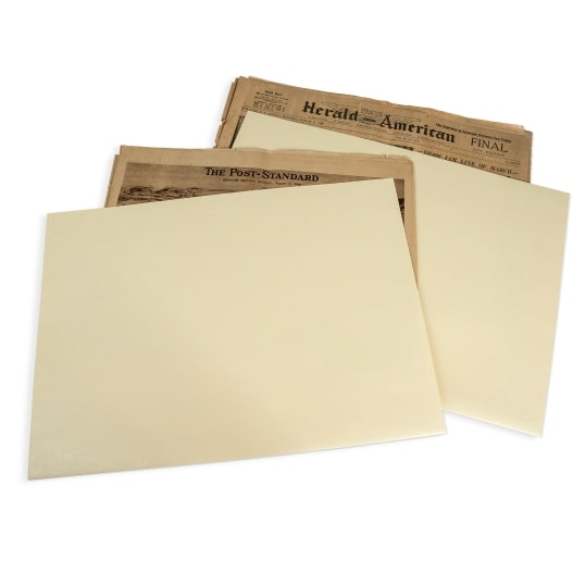 Newspaper File Folders Archival & Library Solutions