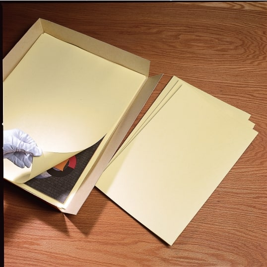 Unbuffered Oversized File Folders Archival & Library Solutions