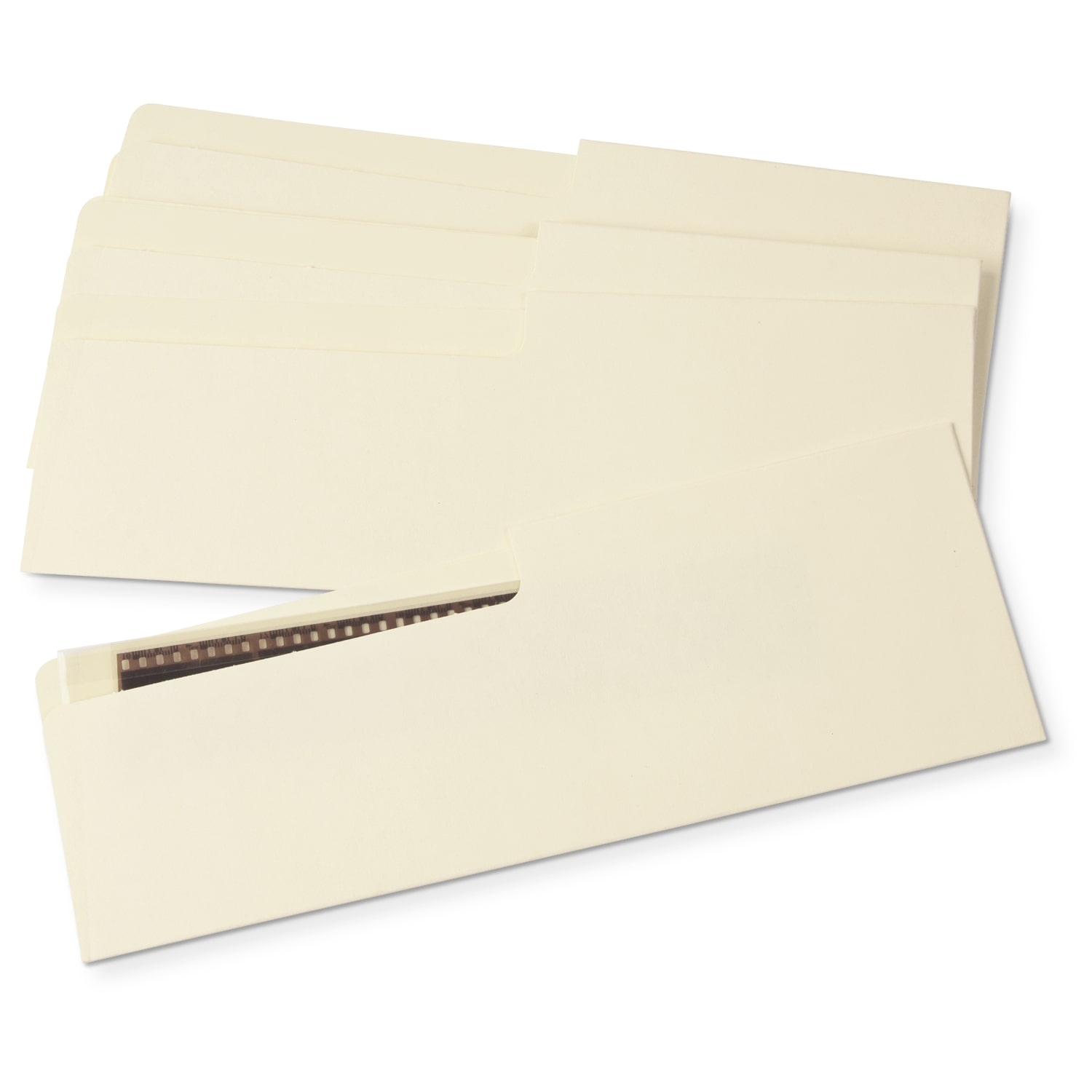 Buffered Text Negative Strip Envelopes Archival & Library Solutions