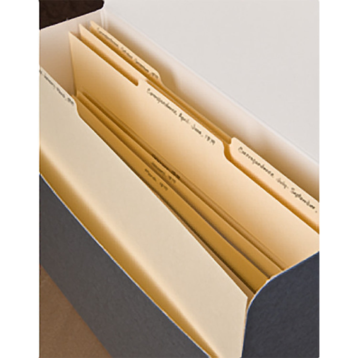 Tabbed Index Dividers Archival & Library Solutions