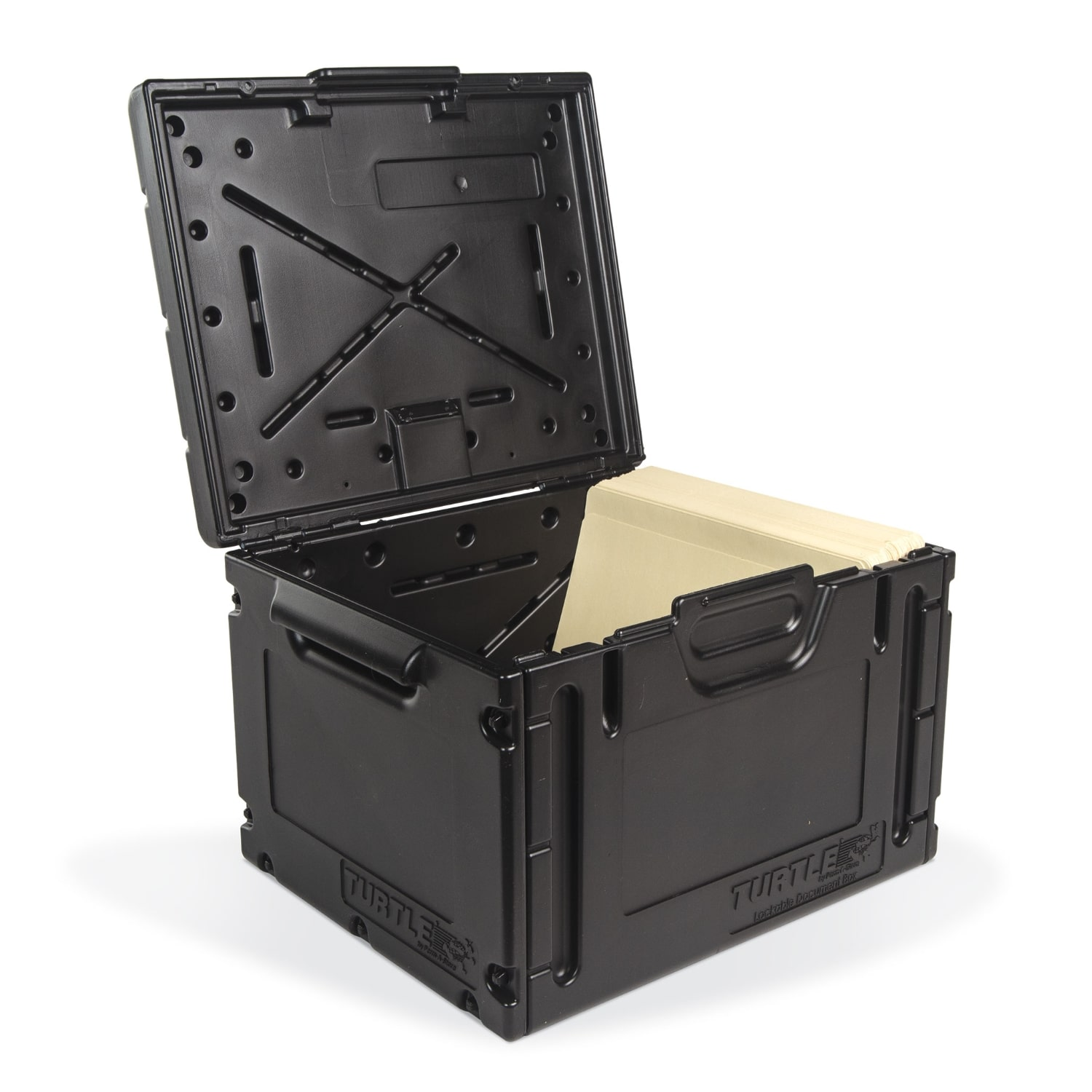 Lockable Document Box Educational & Training