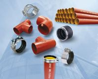 SML Cast Iron Drainage Pipe & Fitting Plumbing Products