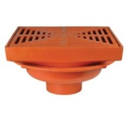 Floor Drains - Cast Iron Plumbing Products