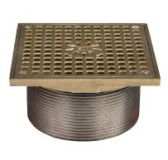 Strainer Gratings - Cast Iron Plumbing Products