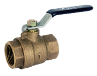 Bronze - Ball Valve Plumbing Products
