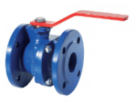 Ball Valve - Ductile Iron Plumbing Products