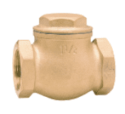 Lift Check Valve - Bronze Plumbing Products
