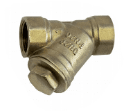 Y Type Strainers-Brass HVAC Products