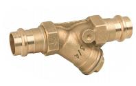 Y Type - DZR Bronze HVAC Products